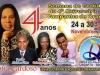 4° ANOS. SEMANA DE GRATIDÃO (6° DIA)